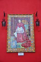 Sevilla, azulejos sevillanos, beato Marcelo Spinola