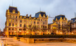 The palace of the Prefecture of Police of Paris - France - 79369157