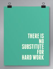 motivational vector poster