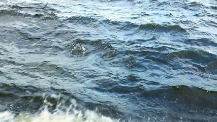 Sea surf, wave