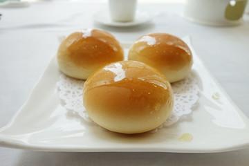 Chinese Dessert,Honey Bread