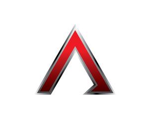 sharp letter A