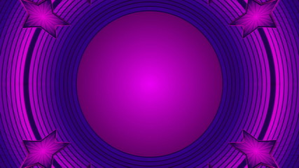 pink abstract loop motion background