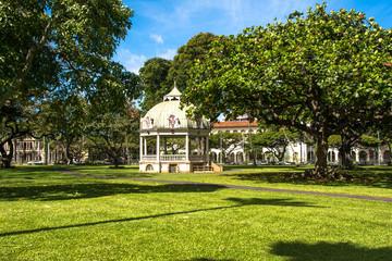 Coronation Pavilion in Honolulu, Hawaii