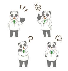 パンダ先生