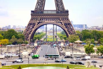Paris. Eiffel tower