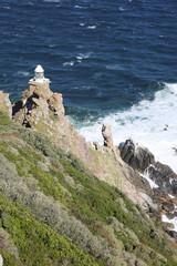 Neuer Leuchtturm am Cape Point. Südafrika