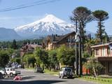 Vulkan Villarrica - Fine Art prints