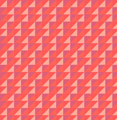 Abstract background of colored triangles.