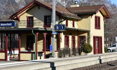 gare de Maienfeld
