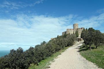 fort de Saint Elme, pays catalan