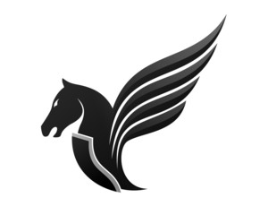 Pegasus Horse Flying