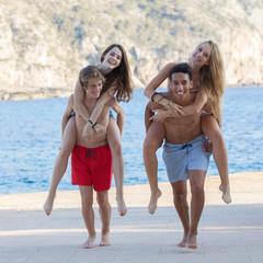 summer holidays in Magalluf Majorca Spain
