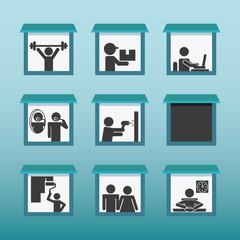 people activities design