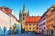 Leinwanddruck Bild - Ansbach, Germany