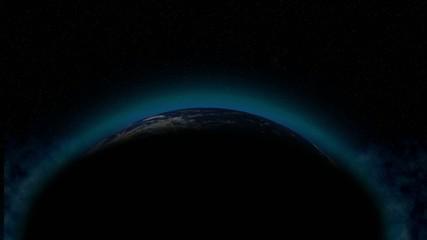 Flight earth