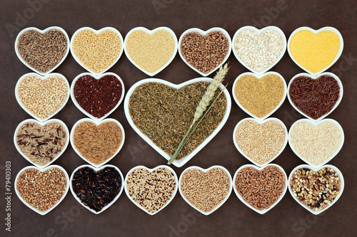 Canvas Assortiment Grain Food Sampler