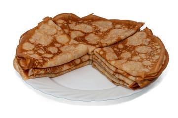fresh pancakes