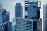 Obraz na płótnie skyscrapers