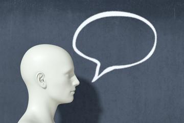 concept of speaking