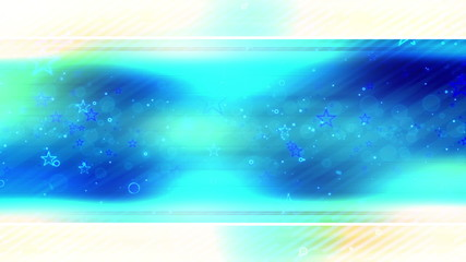 Animated Star Streaks Looping Abstract Backdrop