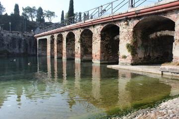 Ponte a Peschiera, Lago di Garda
