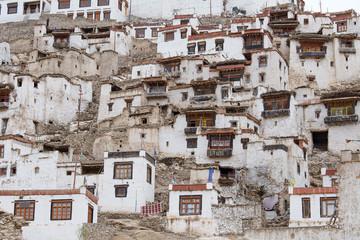 Chemdey, Buddhist monastery in Ladakh, Jammu & Kashmir, India