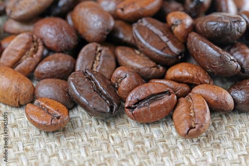 Papiers peints Café en grains ブレンドコーヒー豆