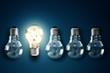 Leinwanddruck Bild - Creativity and innovation