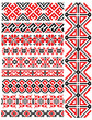 Ethnic vintage patterns and ornaments