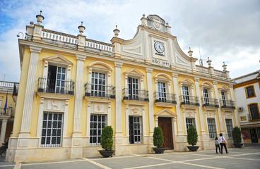 City Hall of Cabra, Cordoba province, Andalusia, Spain