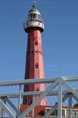 Scheveningen lighthouse, the Netherlands