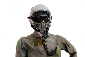 military air force aviation helmet