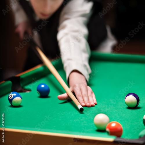 Pool Player - 79435588