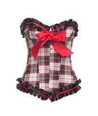 beautiful dark corset