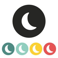 Moon icon.