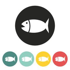 big fish icon.