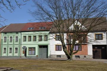 Borovany Stadt Südböhmen Tschechien