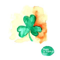Happy St. Patrick Day card