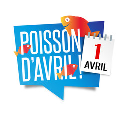1er avril - Poisson d'avril !