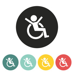 Disabled icon.