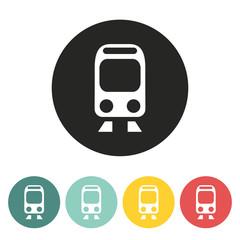 train icon.