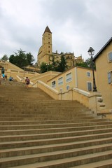 L'escalier monumental, Auch