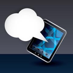Instant Messaging, Mobile Communication Concept