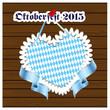 Holz Herz Oktoberfest