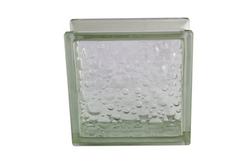Glass block for showers and walls 2