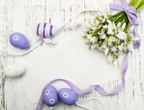 Easter card - 79449536