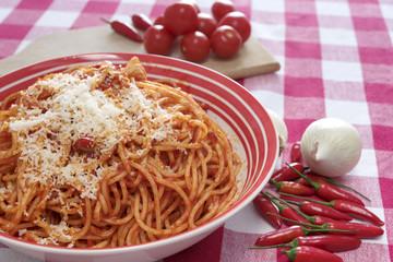 Spaghetti italia