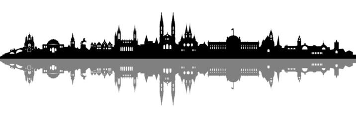 Skyline Wiesbaden