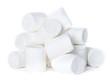Marshmallow isolated on white background - 79454135